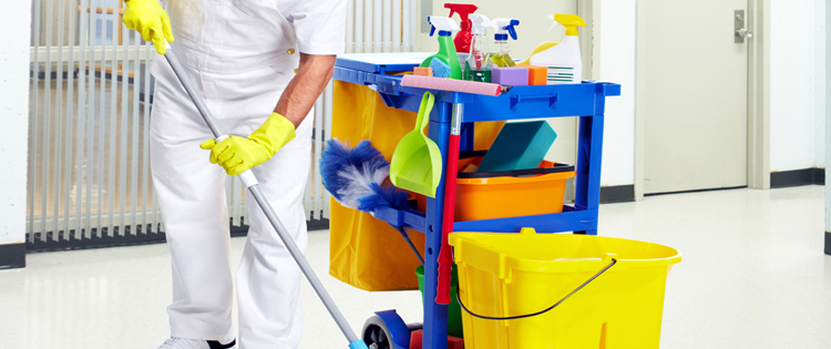 Building Cleaning Services Dubai